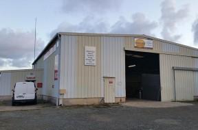 Des installations modernes de réparation navale en Bretagne